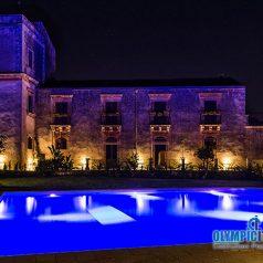 Costruzione Piscina Hotel Luxury Borgo Del Carato Siracusa