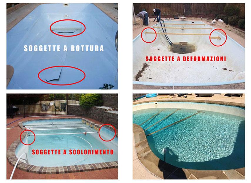 Le piscine in vetroresina costruzione piscine sicilia - Piscine prefabbricate vetroresina ...